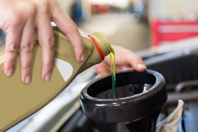 Öl und Filterwechsel